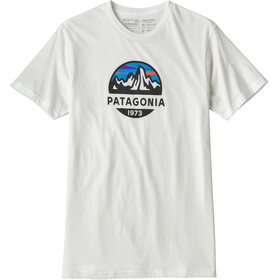 Patagonia Fitz Roy Scope Organic T-Shirt Men White